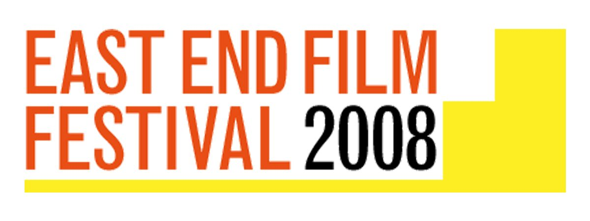 East End Film Festival 2008 logo