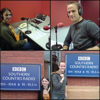 BBC Southern Counties Interview
