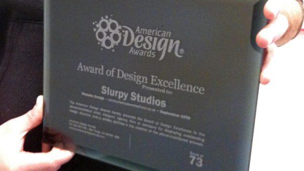 American Design Awards Winner