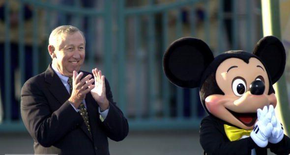 Roy. E. Disney