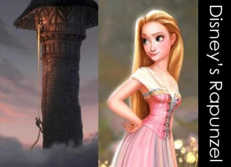 Rapunzel Art 1