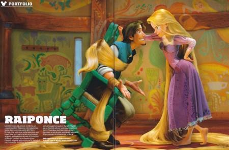 Rapunzel Art 2