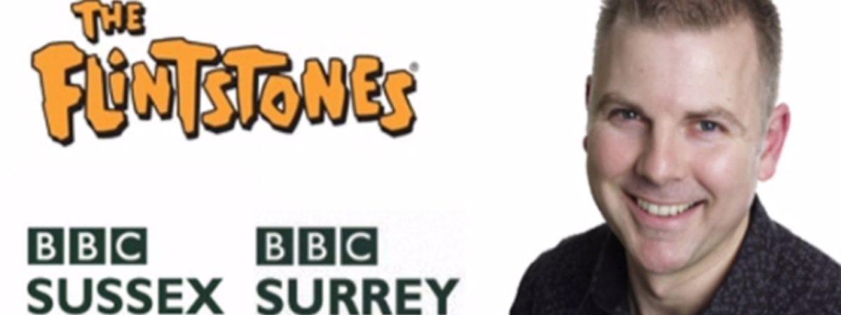 The Flintstones' 50th Anniversary Radio Interview