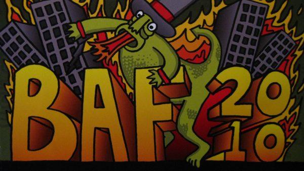 ASIFA UK and Bradford Animation Festival 2010