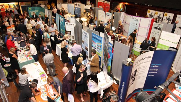 Herts Business Expo and Comic Relief