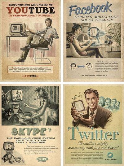 Social Media Postser MOMA