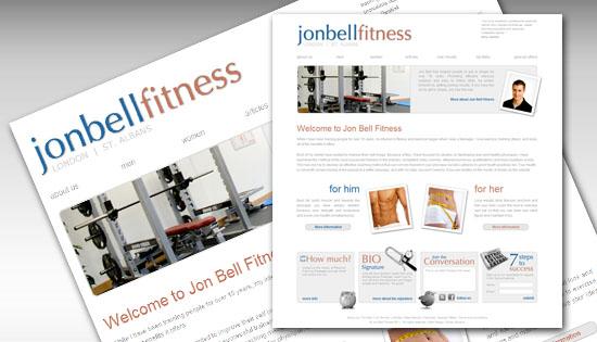 Jon Bell Fitness Design