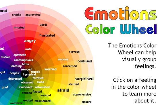 picking the right colour for your website
