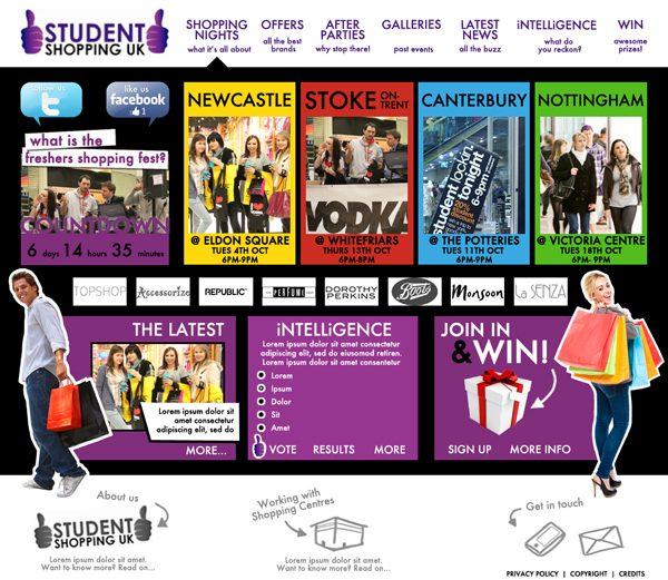 StudentShopping
