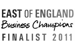East of England Business Champion Awards Finalists