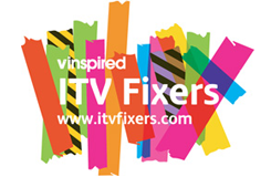 ITV Fixers Logo
