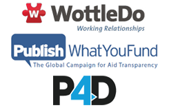 P4D Publish What You Fund Wottledo