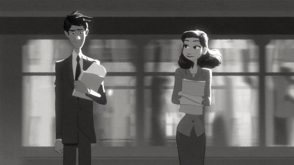 Paperman – Disney's New Short Preview