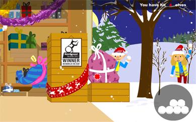 animated ecard for Lambert Bros