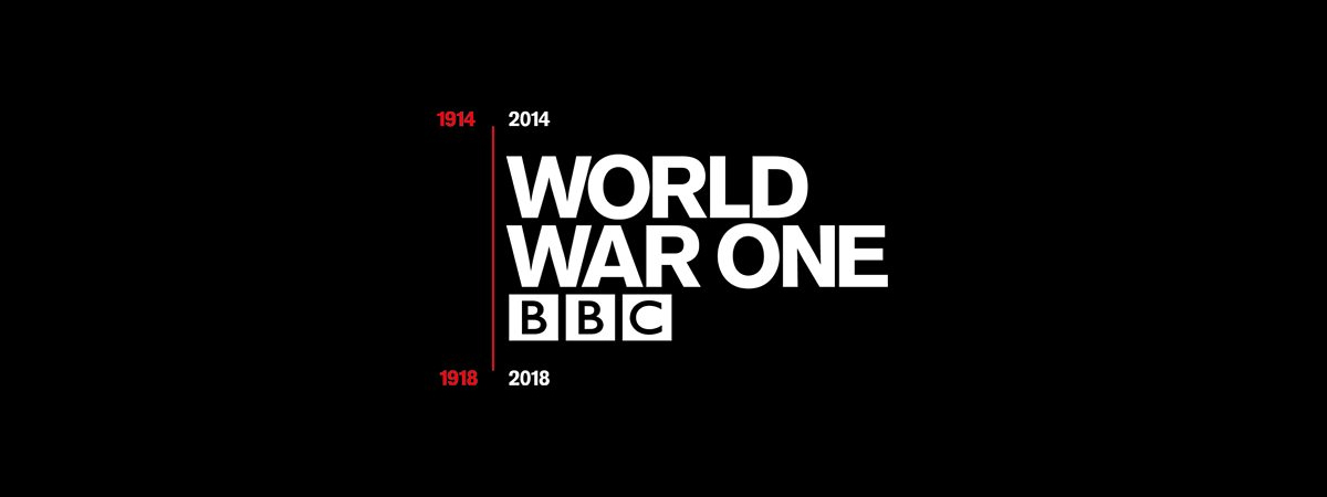 BBC World War 1 Uncut Title Card