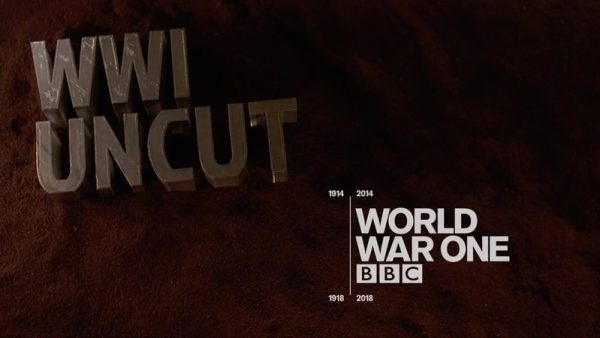 BBC World War 1 Uncut Centenary Animation Title