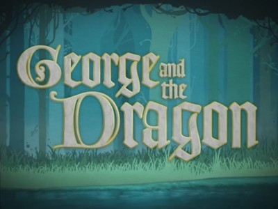 George and the Dragon animation myths and legends