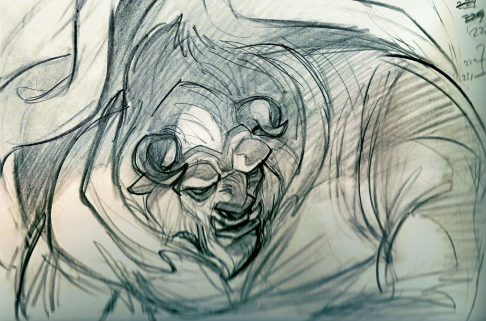 Glen Keane Disney Animator Beauty and the Beast