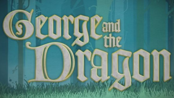 St George and the Dragon Animated Film British Myths and Legends