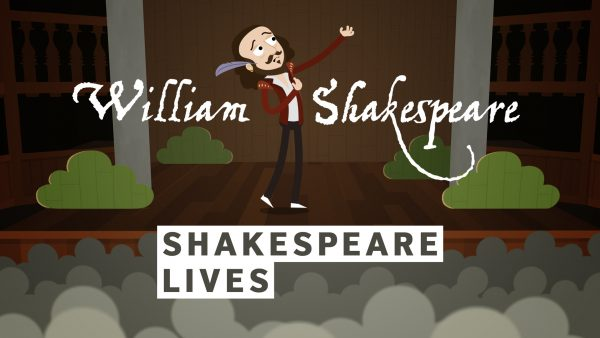 Educational animation series on William Shakespeare and his plays for children