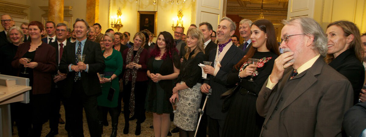 Slurpy Studios Celebrate the UK Animation Industry at Downing Street Reception