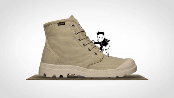 Join the Journey – Palladium boots