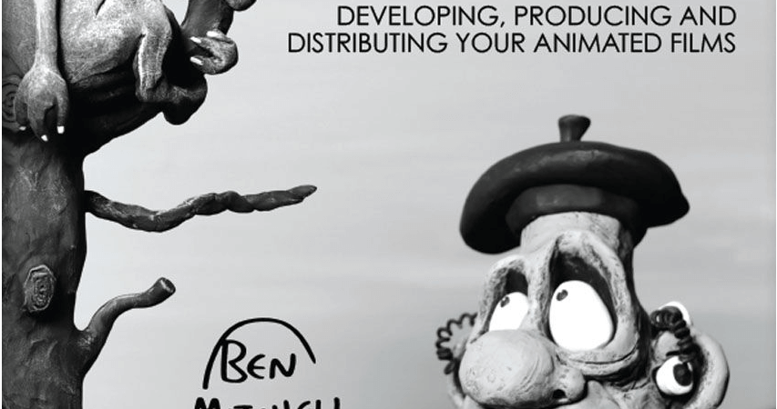 Slurpy Feature in Top New Book on Independent Animation