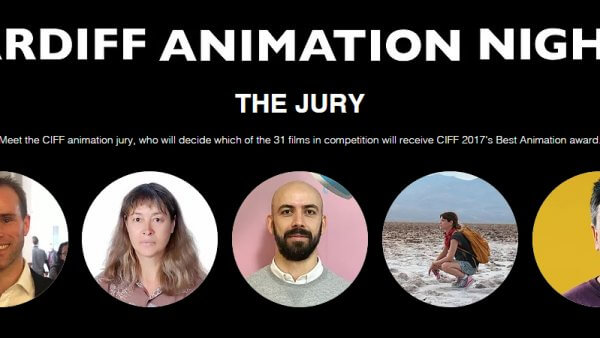 Slurpy Proud to Join Jury at Cardiff Animation Nights Festival