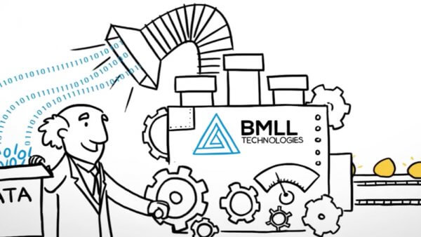 BMLL – whiteboard 'scribe' animation
