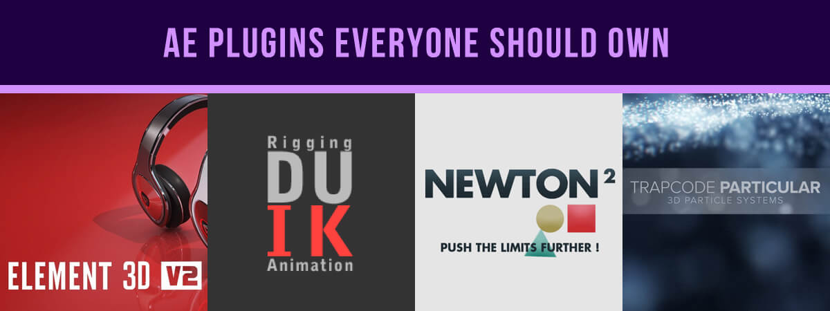 After Effects Plugins Everyone Should Own – Summary