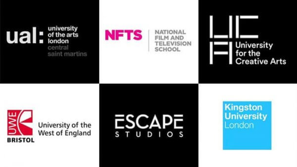 Animation Courses in the UK – A Complete List of University & College Courses