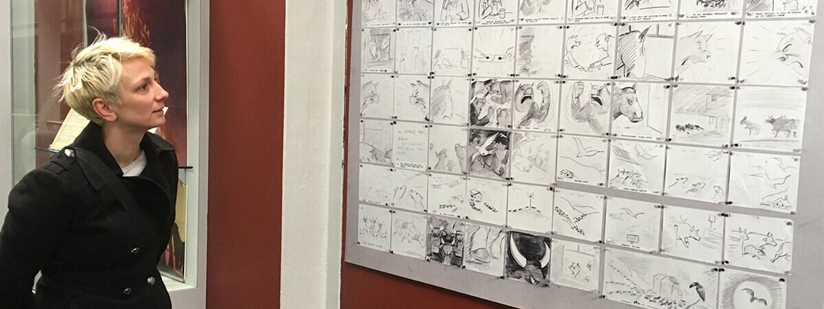 British Animation Studios Exhibition BFI Southbank