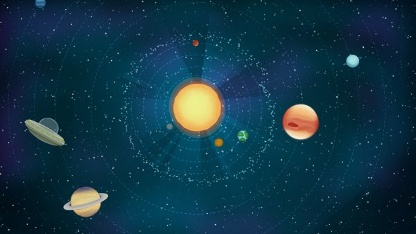 How Did the Solar System Form? This animation has the answer…