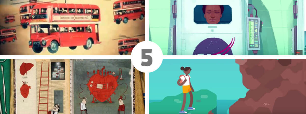 5 Fantastic Examples of Educational Animation You Need to See