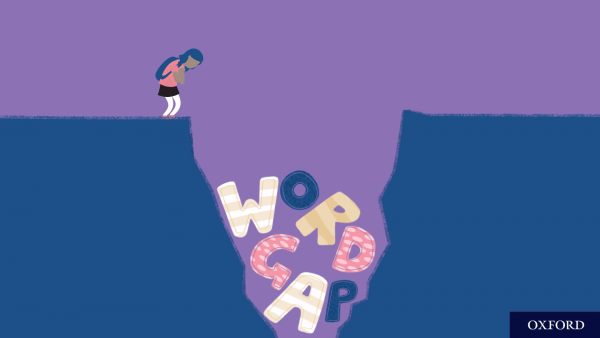 OUP WordGap Online Animated Promotional Film